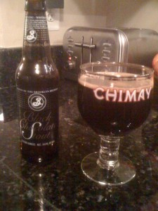 photo 12 225x300 Review: Brooklyn Brewerys Black Chocolate Stout