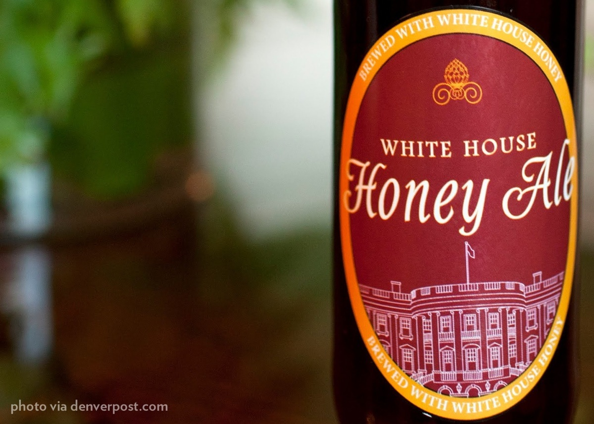 White House Honey Ale Release the White House Homebrew Recipe