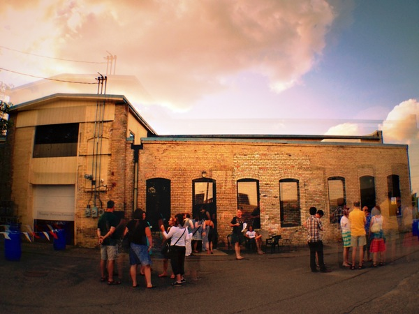 urban growler patio Urban Growler Brewing Company Open House